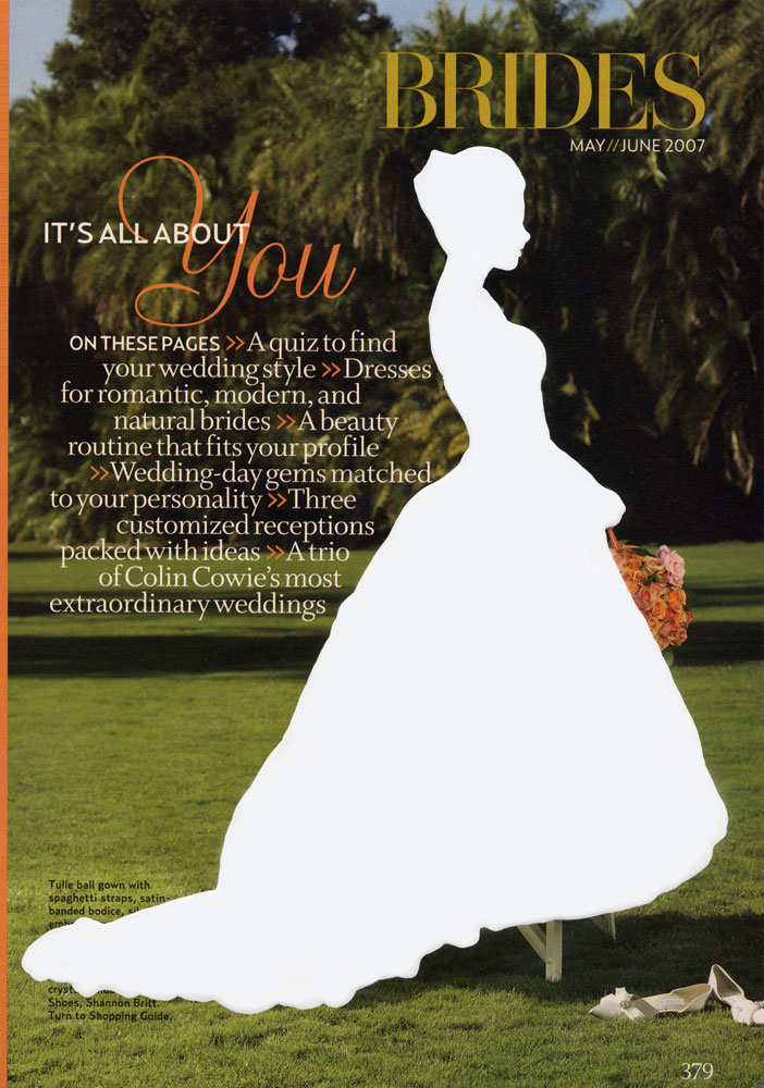 Magazine Bride #5