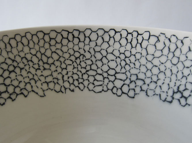 (detail) Honeycomb Bowl