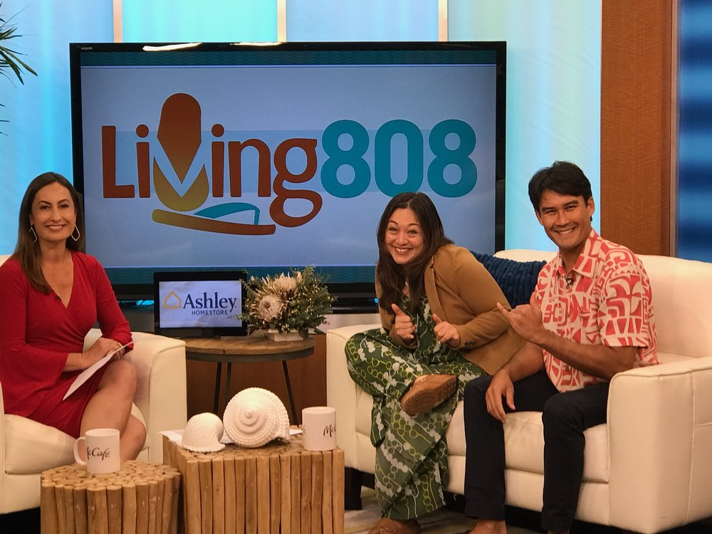 - Watch as filmmakers and cousins Beau Bassett and Ciara Lacy talk about OUT OF STATE's upcoming screenings at HIFF on Living 808!
