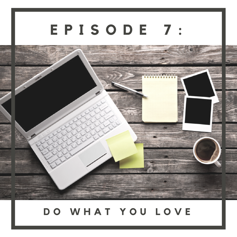 "In Episode 7, ""Do What You Love,"" meet Diana, an Armenian-Russian-American who followed her passion down an unexpected career path in comparison to her parents. Co-hosts Skye and Perrine also share their career journey and the round table crew (plus Rufai) chimes in on post-education.  The true stories of the rise and grind.     Full musical composition by Nick Stubblefield:  www.nickstubblefield.com  Features ""Enigmatic"" by  www.bensound.com"