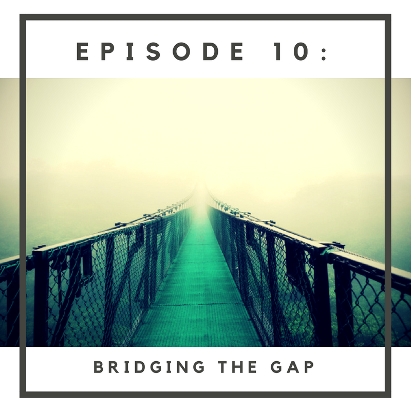 "In Episode 10, ""Bridging the Gap,"" meet Brigitte, a Colombian-American, and hear how she, the roundtable crew and co-hosts all work through their family's generational differences.  Full musical composition by Nick Stubblefield:  www.nickstubblefield.com"