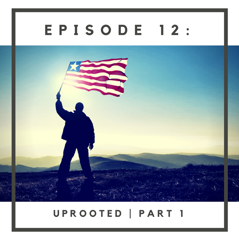 "In Episode 12, ""Uprooted: Part I,"" we begin Sam's two-part story leading up to the Season 1 Finale. Listen to how he and his family escaped Liberia before the Civil War and their journey to America. Earlene DeShield (Perrine's mom) and Selena Wilson (Skye's mom) open this episode and share coming full circle from Liberia to America.  1stGens can't make Season 2 without you! Perrine and Skye are going to Liberia! The team looks forward to telling stories of young people in Liberia and really hopes you can help achieve that. To contribute towards our flights, equipment and the full production of next season's content, you can donate at www.gofundme.com/1stgens. ANY amount is appreciated.  Full musical composition by Nick Stubblefield:  www.nickstubblefield.com"