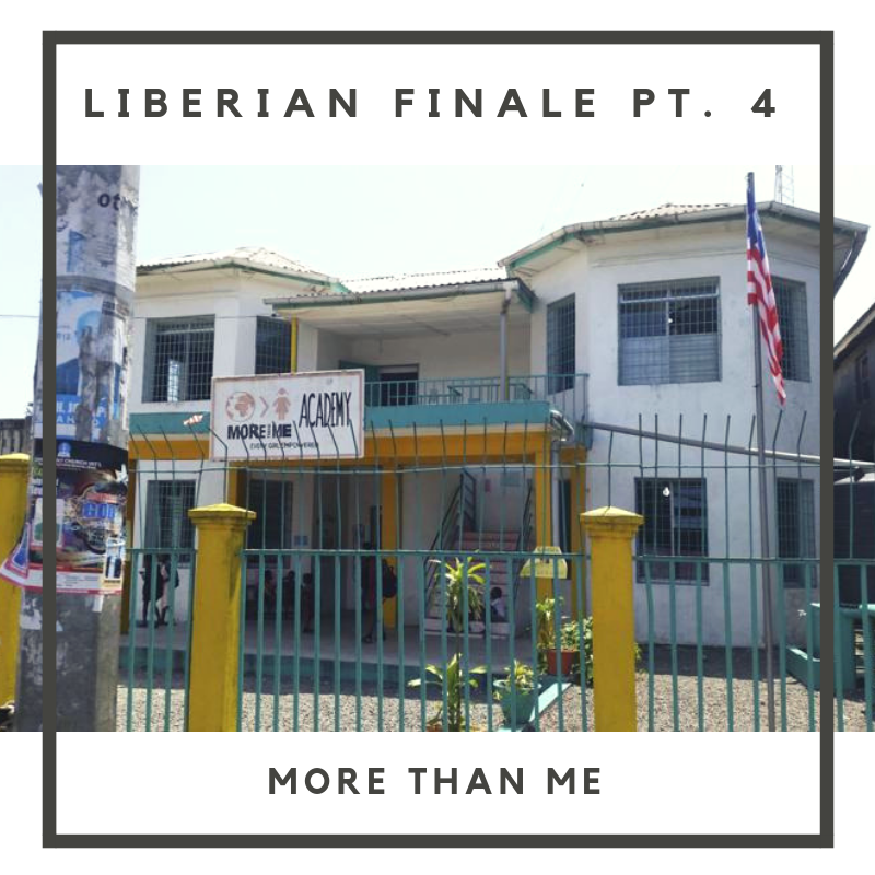 In Part Four of our Liberian Season Finale, Royda returns and Skye and Perrine attend a press conference for the More Than Me Academy scandal. Back in 2014, news broke that this American-ran charter school left many of its young girls sexually molested, raped and infected with HIV—all at the hands of one of it's co-founders. The duo also speaks to a few courageous activists and protestors demanding justice.  Full musical composition by Nick Stubblefield:  www.nickstubblefield.com