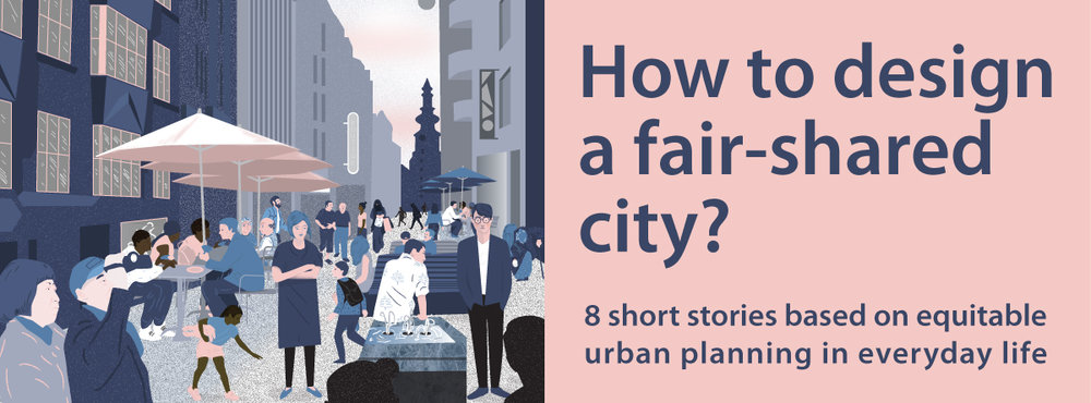 How to design a Fair-Shared City?