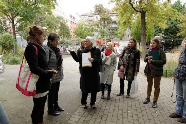 Zohľadňovanie rodovej citlivosti v územnom plánovaní, študijná cesta do Viedne