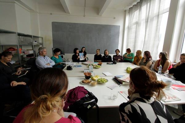 Workshop o spravodlivej architektúre s Gabu Heindl, Viedeň
