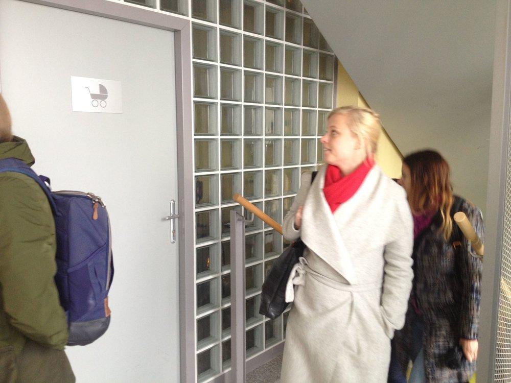 Na detailoch záleží, Frauen Werk Stadt