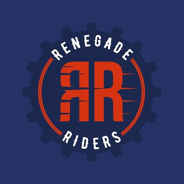 349/365 - Another possible idea. This one less retro and more bold. Could work well two tone.  _ _ @yeoman_guard_designs #create365  #illustration  #vector  #designer #design #vectorart #graphicdesign #dailydesign #icon #iconography #emblem #badge #biker #logodesign #logo