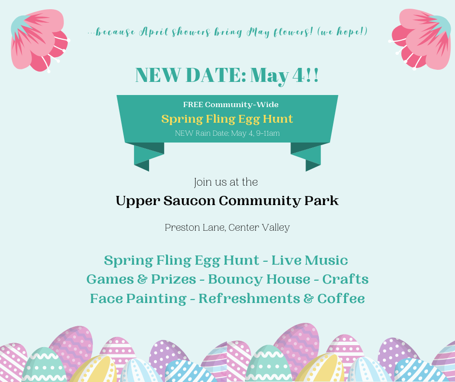 May 4, from 9-11am -