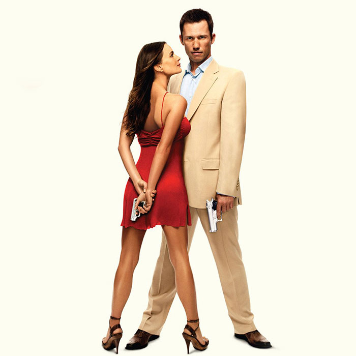 BURN NOTICE (SERIES) ASSISTANT EDITOR