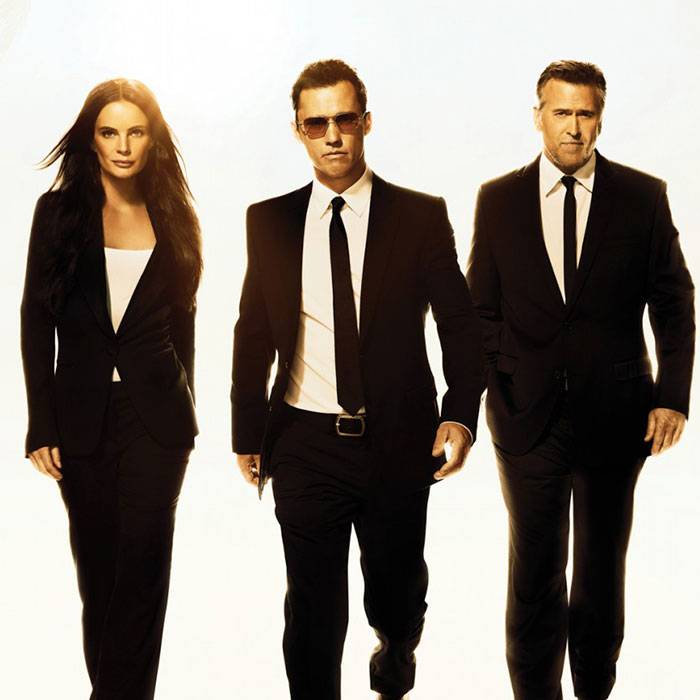 BURN NOTICE (SERIES) POST PRODUCTION INTERN