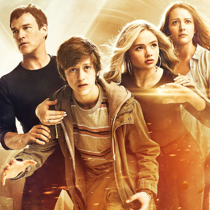 THE GIFTED (SERIES) EDITOR