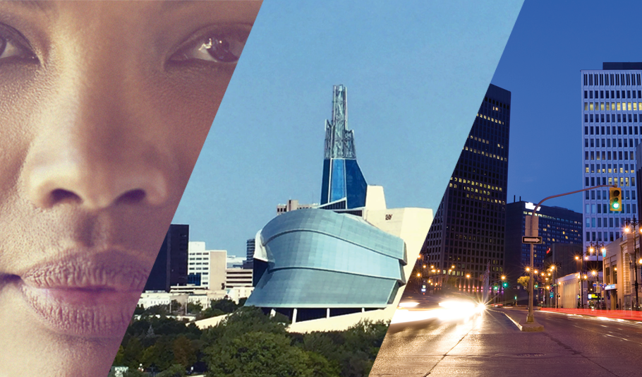 WINNIPEG IS NORTH AMERICA'S HUMAN RIGHTS EDUCATION CITY. -