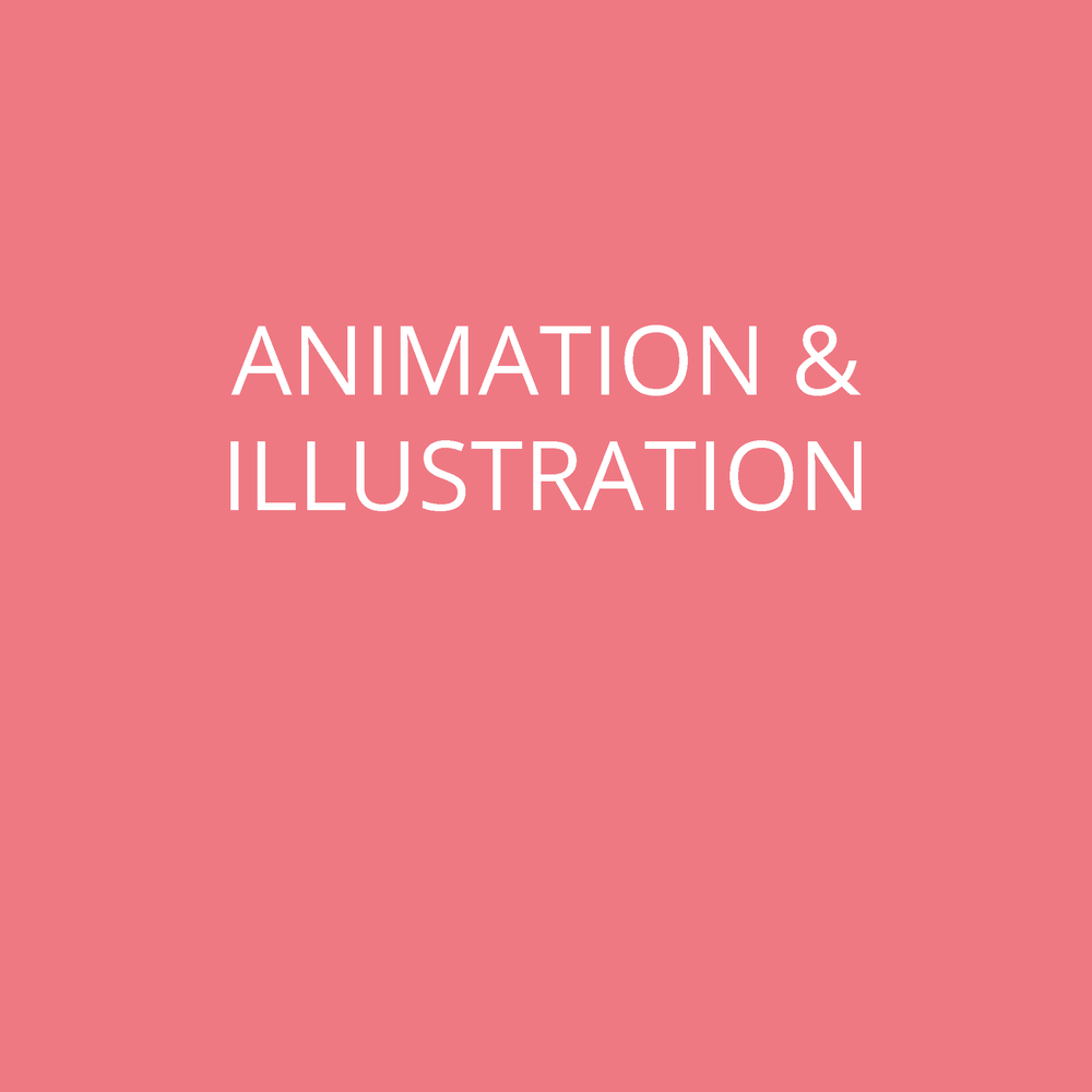 Animation & Illustration