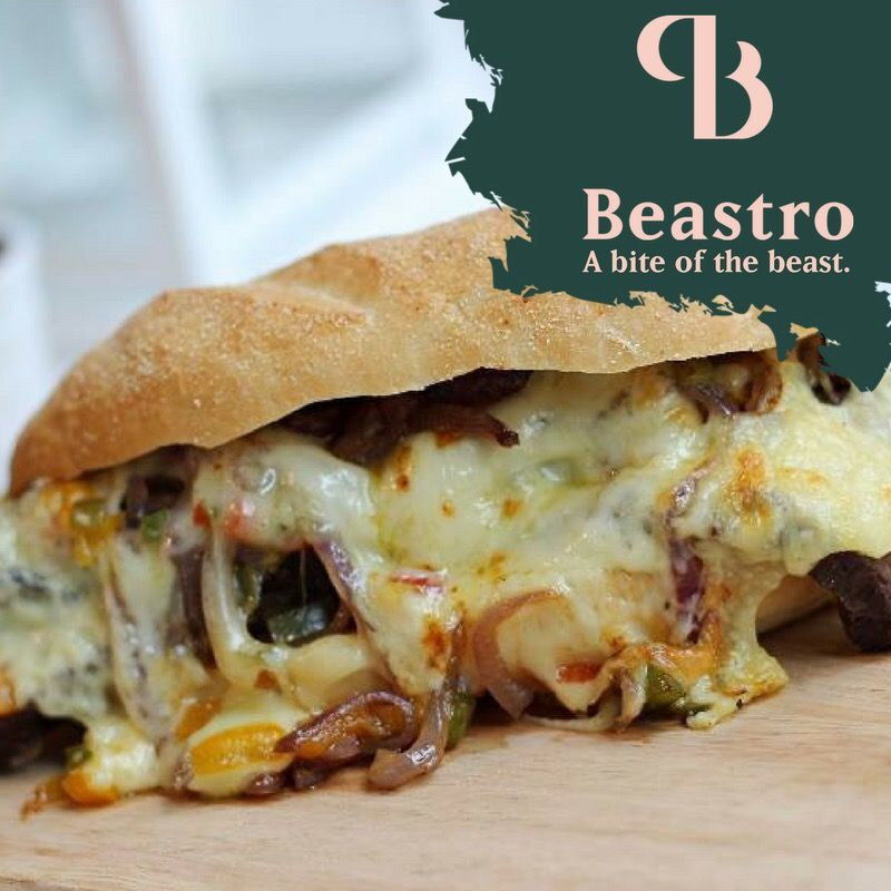 If you get the chance to visit Beastro or are in the Spinningfields area I'd strongly suggest the Philly Cheese Steak sandwich