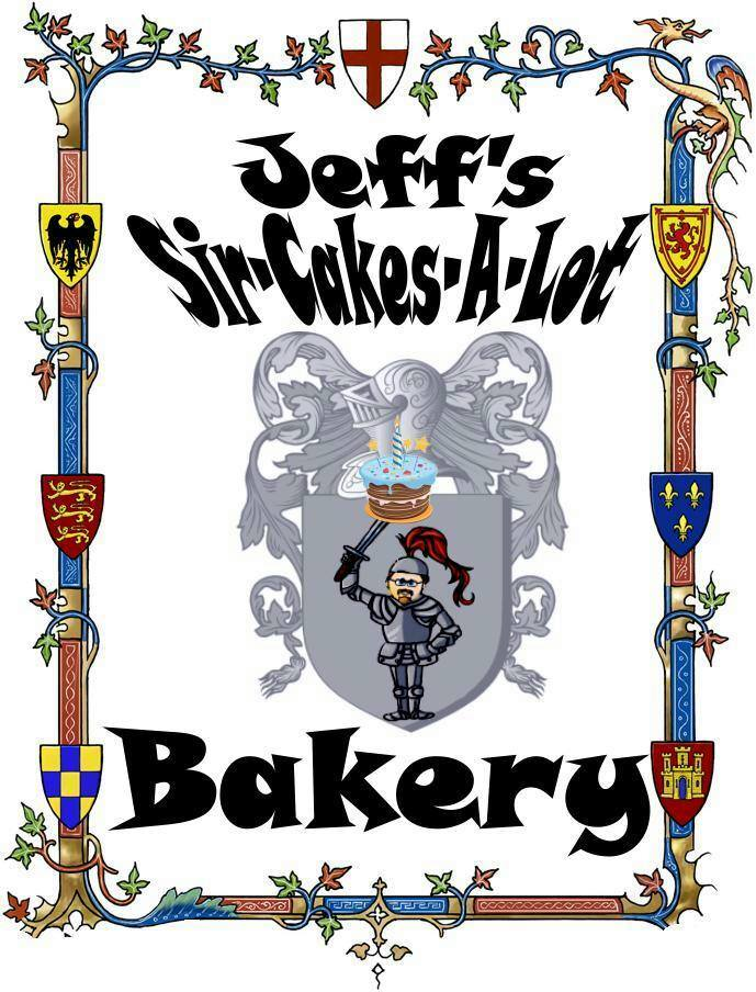 Jeff's Sir-Cakes-A-Lot