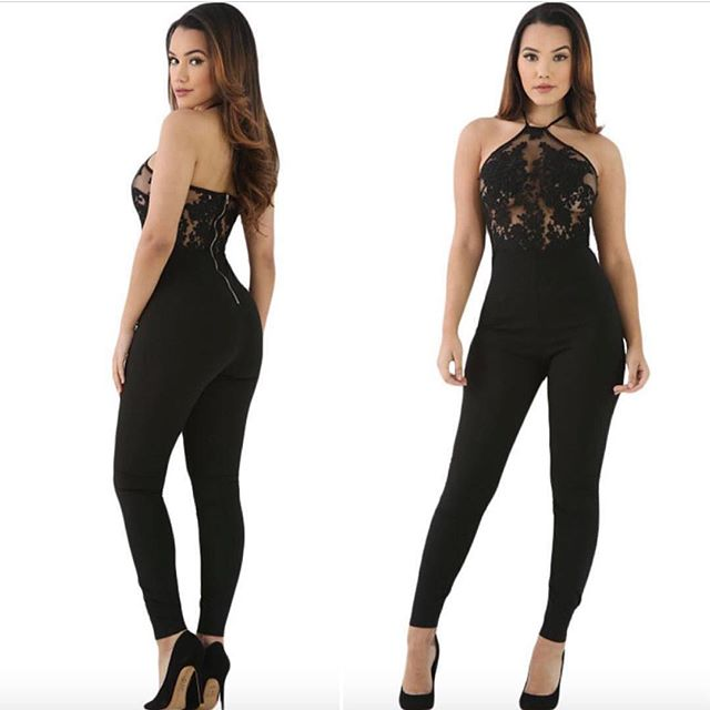 Sher | Jumpsuit 😍#freeshipping #heavenlylane #boutique #jumpsuit