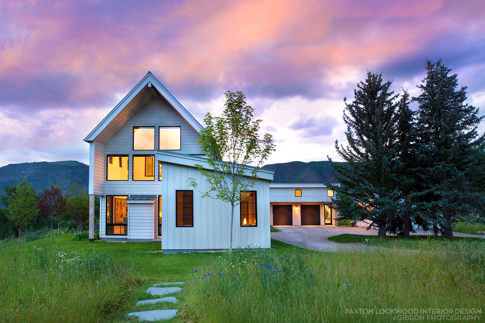 Aspen Colorado Modern Farmhouse