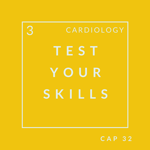Cardiology Quiz 3