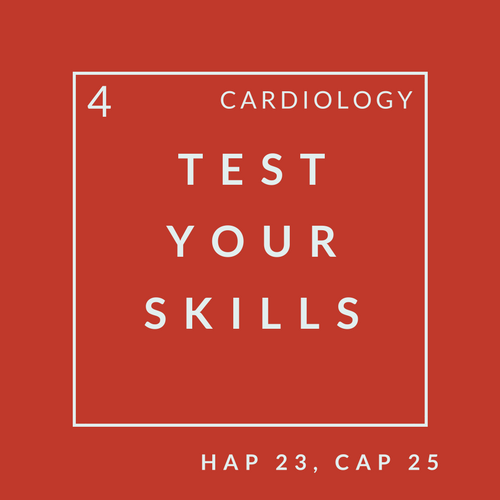 Cardiology Quiz 4