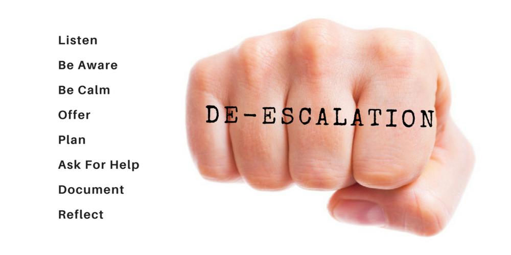 Descalation