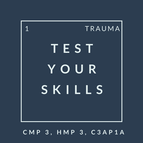 Trauma Quiz 1
