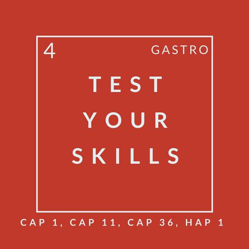 Gastro Quiz 4