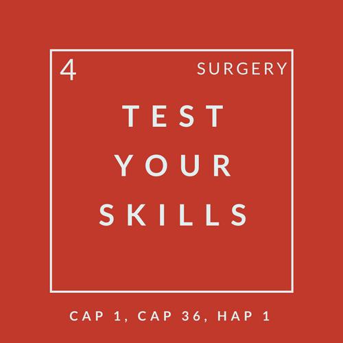 Surgery Quiz 4