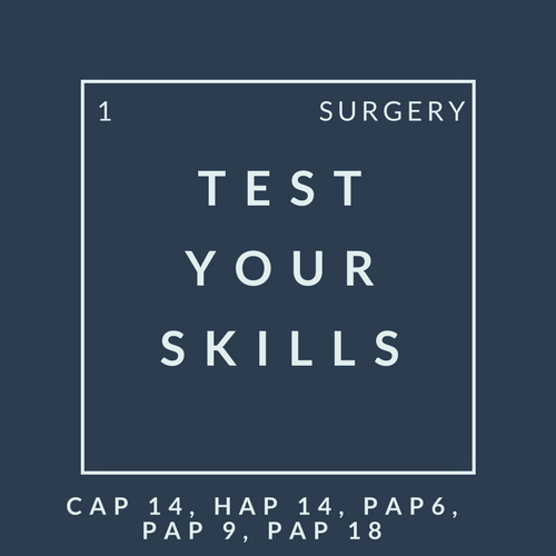 Surgery Quiz 1