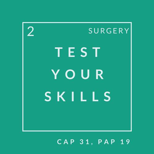 Surgery Quiz 2