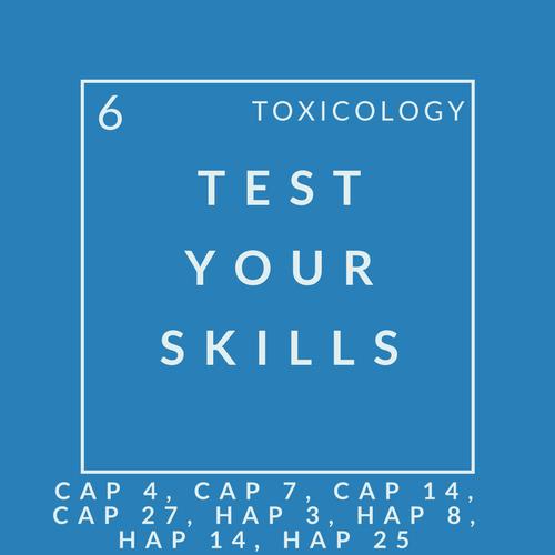 Tox Quiz 6