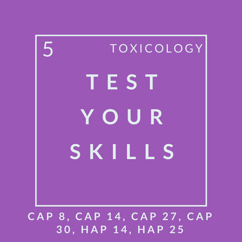 Tox Quiz 5