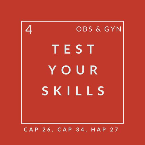 O&G Quiz 4