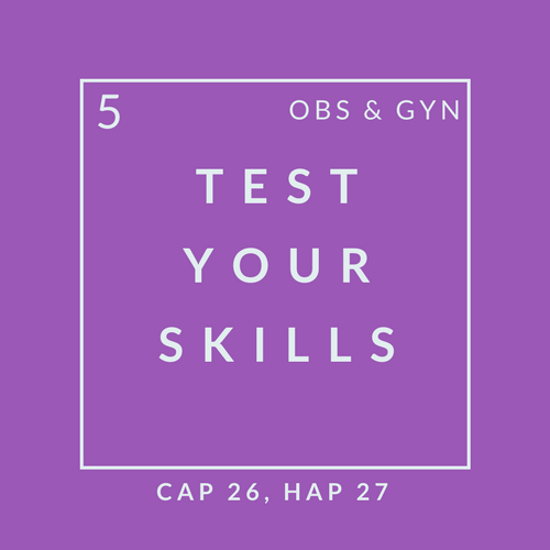 O&G Quiz 5