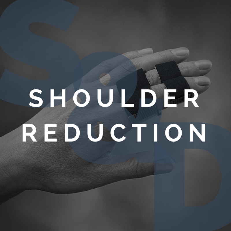 Shoulder Reductio