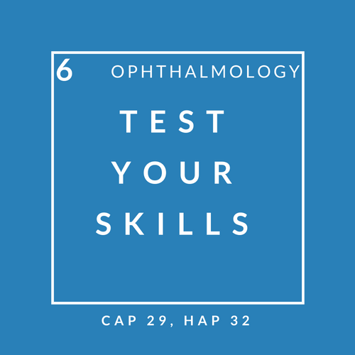 Ophthalmology quiz 6
