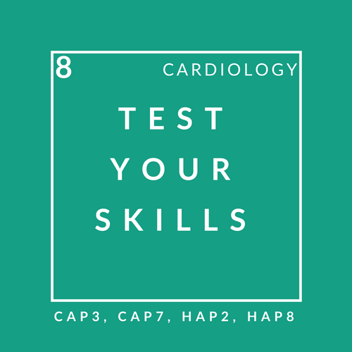 Cardiology quiz 8