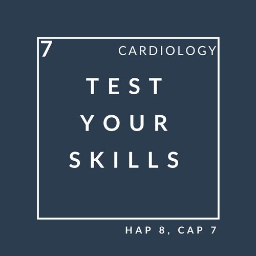 Cardiology quiz 7