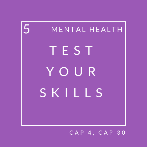 Mental health quiz 5