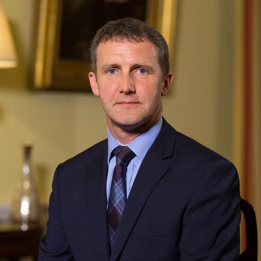 Michael Matheson  Cabinet Secretary for Transport, Scotland