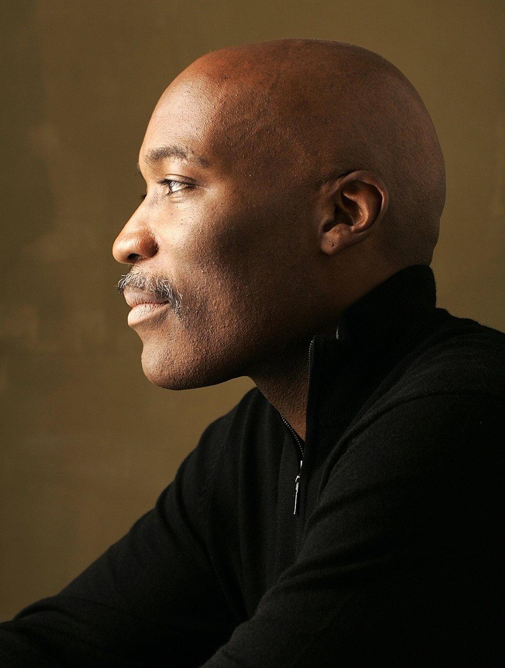 Composer Darrell Grant. Image by Hiroshi Iwaya.