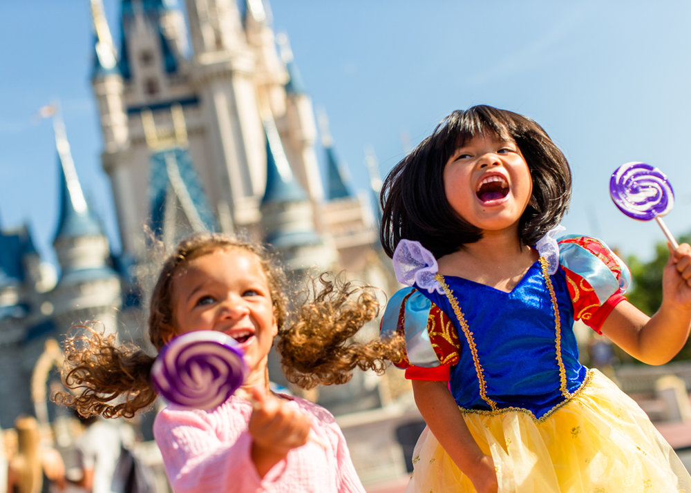 Walt Disney World - With four unique parks, two water parks, more than 25 resort hotels, and hundreds of exceptional dining experiences, the excitement is endless at Walt Disney World® in Florida.