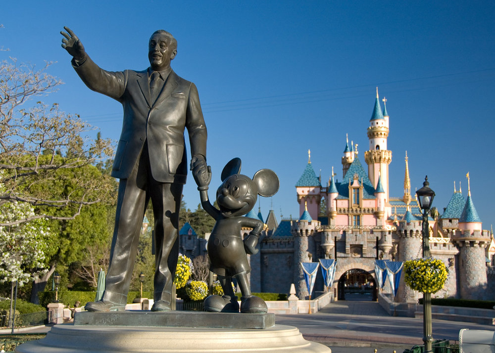 Disneyland - Disneyland® Resort is the place that started it all. From the imagination of Walt Disney came the ultimate vacation destination, where families can live the excitement and wonder of his films in real life.