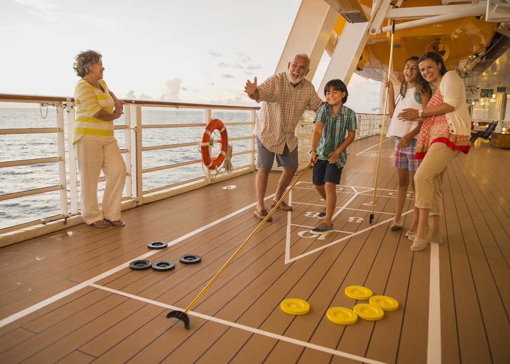 Disney Cruise Line - Take a break from your hectic schedule, and experience real excitement and rejuvenation aboard Disney Cruise Line.