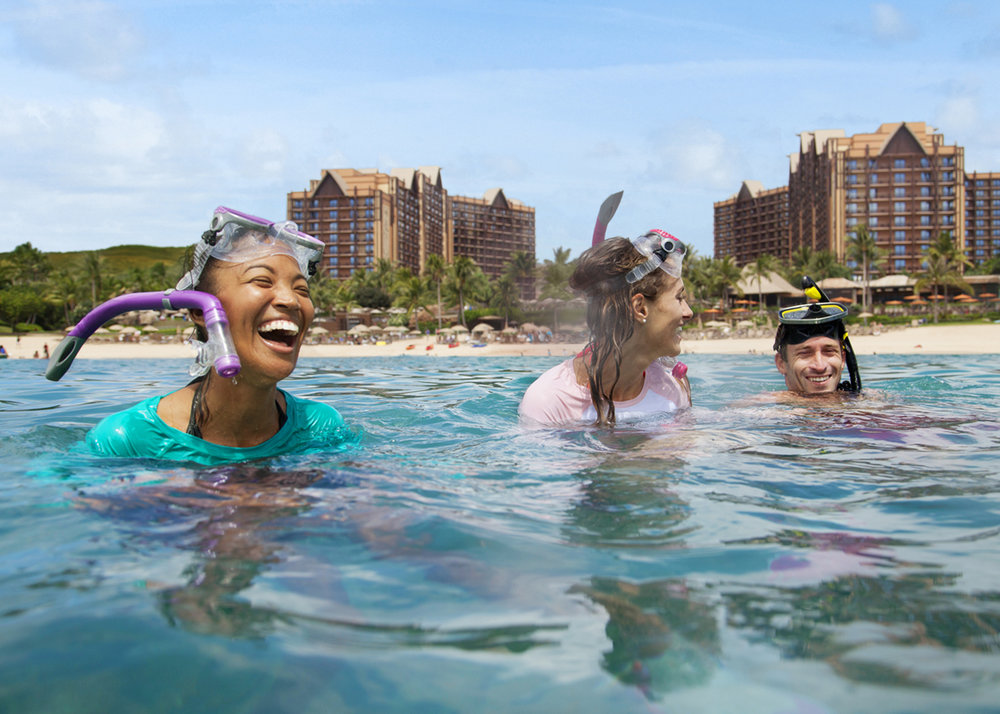 Disney's Aulani Resort - Looking for the ultimate Hawaiian family vacation with a little something for everyone? There's no better place than Aulani, A Disney Resort & Spa.