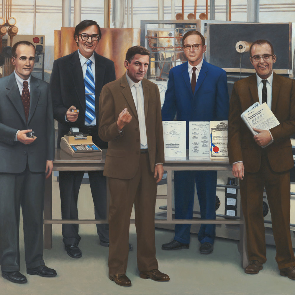 Semiconductor Pioneers of Silicon Valley