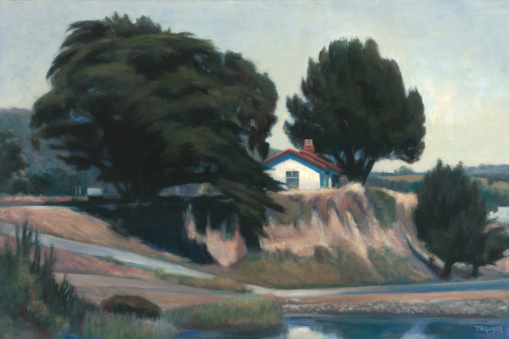 Between Cypress & the Sea