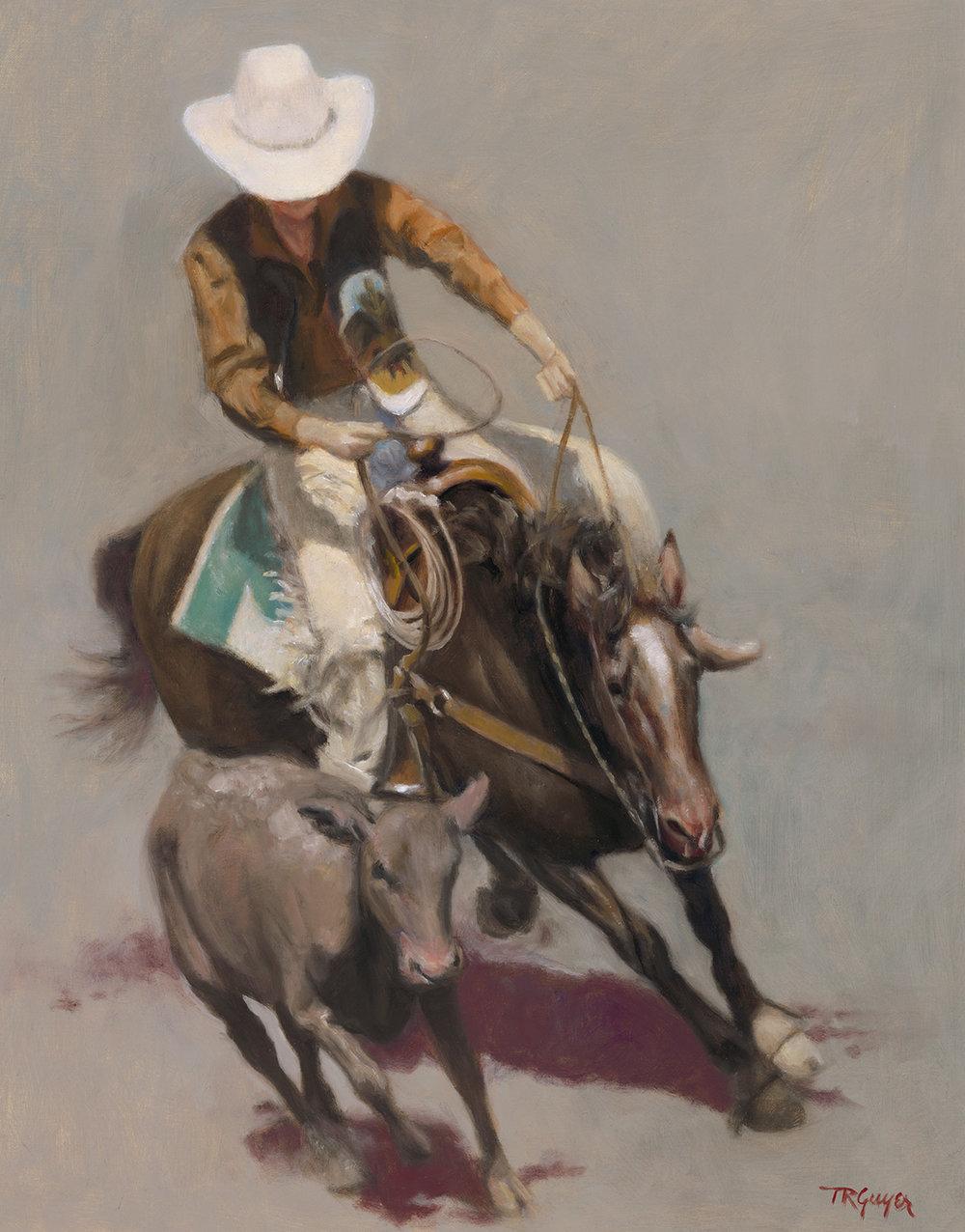Roper, Salinas Rodeo