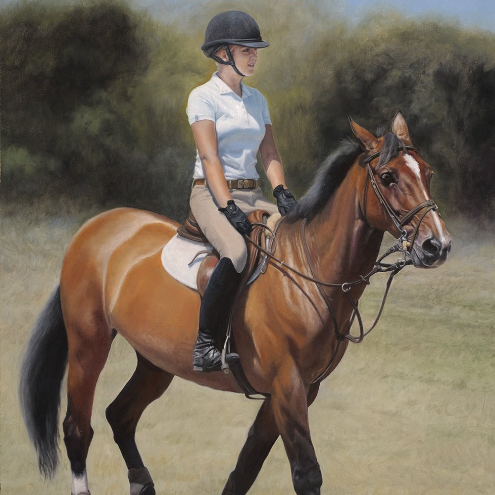 Scroll Figurative and Animal Portfolio    Oil Paintings of People and Animals