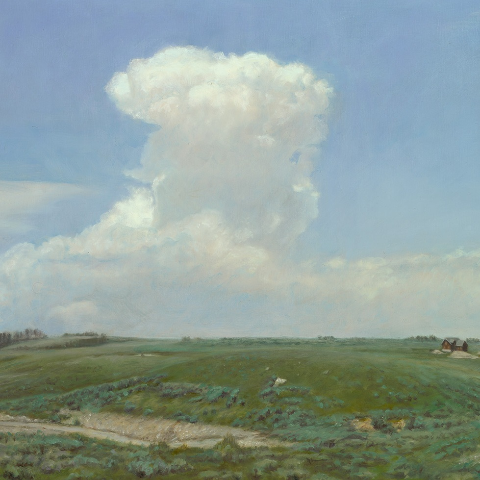 Scroll Landscape Portfolio    Oil Paintings of Landscapes owned by collectors